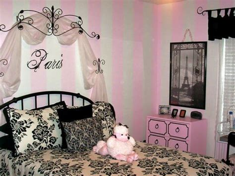 Parisian Bedroom Decor | how to create a charming girl s room in paris style