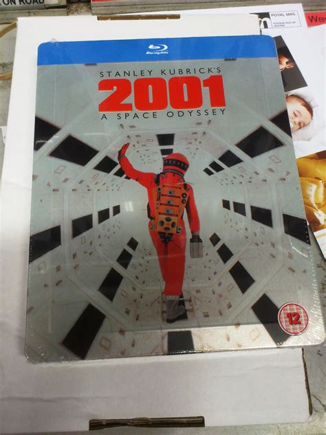 2001 Space Odyssey Steelbook 1 Disc 2001 a space odyssey steelbook de exclusive germany page 2 hi def