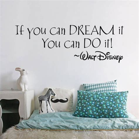 Inspirational Quotes Wall Stickers best 25 disney wall decals ideas on pinterest disney