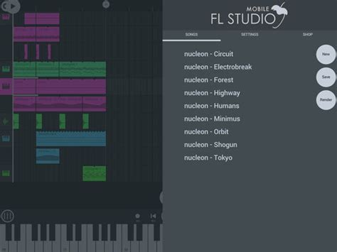 tutorial fl studio ipad flsm on the app store