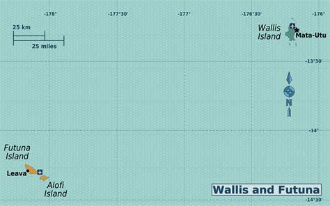 wallis and futuna map 2013 in wallis and futuna