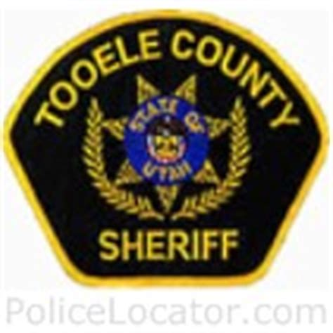 Tooele County Records Tooele County Sheriff S Office In Tooele Utah