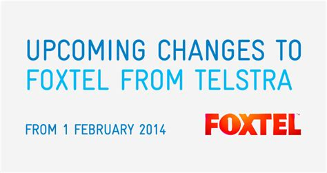 Telstra Lookup Upcoming Changes To Foxtel From Telstra Telstra