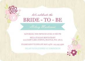 bridal shower invitations etiquette template best template collection
