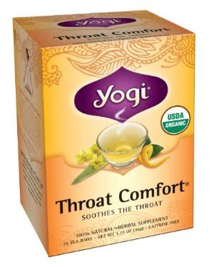 yogi tea throat comfort high five for friday such a mama
