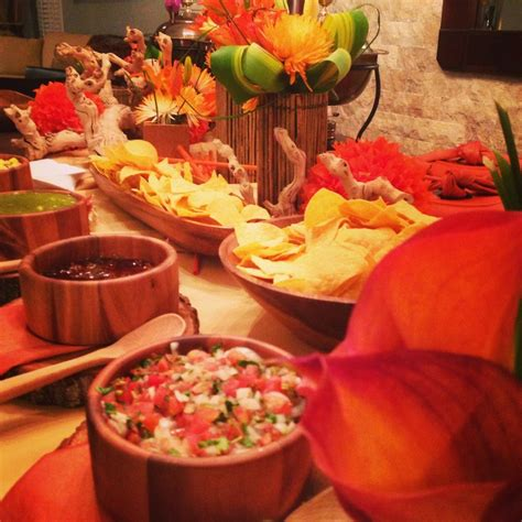 mexican buffet ideas mexican buffet wedding food ideas colors