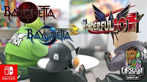Bayonetta 2 Nintendo Switch wonderful 101 bayonetta 1 bayonetta 2 coming to