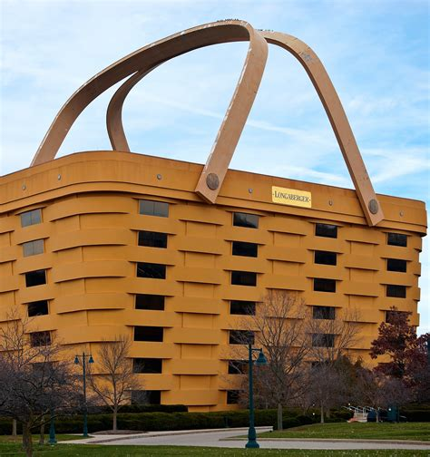 longaberger basket building longaberger basket building 32 surreal travel spots you