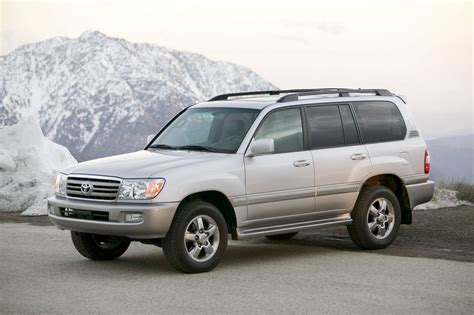 2006 Toyota Land Cruiser 2006 Toyota Land Cruiser Picture 94390 Car Review