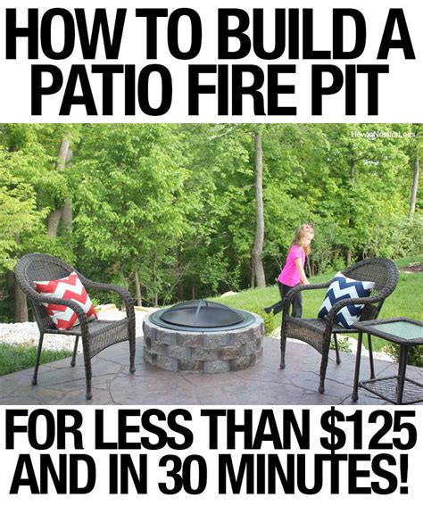 Kids Room Wall Decor how to build a patio firepit how to nest for less