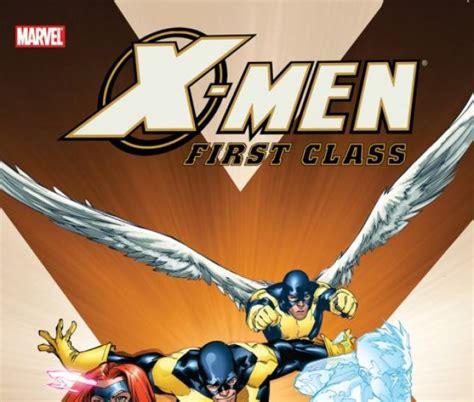 Marvel X Class 1 class 2006 1 comics marvel