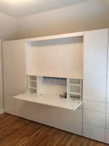 Murphy Bed New York Zoom Desk Stony Brook Ny Contemporary Home Office