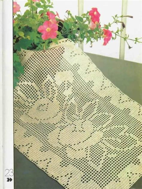 home decor patterns home decor crochet patterns part archives beautiful