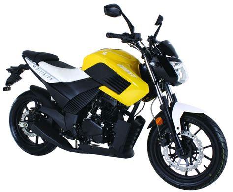 125 Motorrad Romet by Romet Division 125 Opinie Motocyklist 243 W