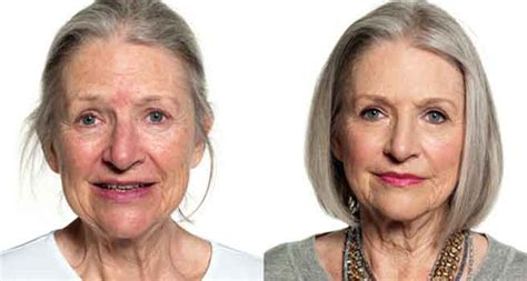 make overs of women over 50 makeup tips for women over 50