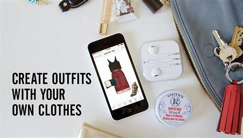 Clueless Wardrobe App by Synergy Apps Stylebook