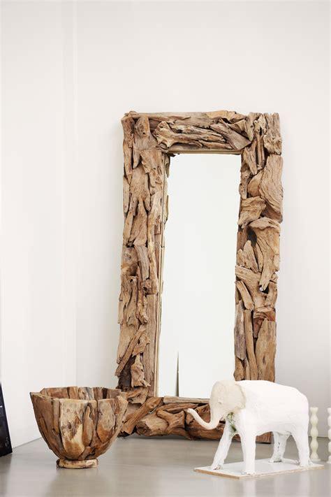 spiegel ausgefallen jan kurtz teak spiegel borneo spiegel teakwoodstore24