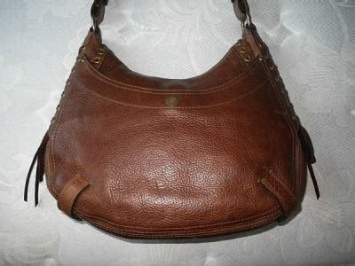 Rur20225 Tas Fashion Import Tote Lv Brown coach ltd ed studded lace flap tobacco leather lg satchel hobo purse bag ebay