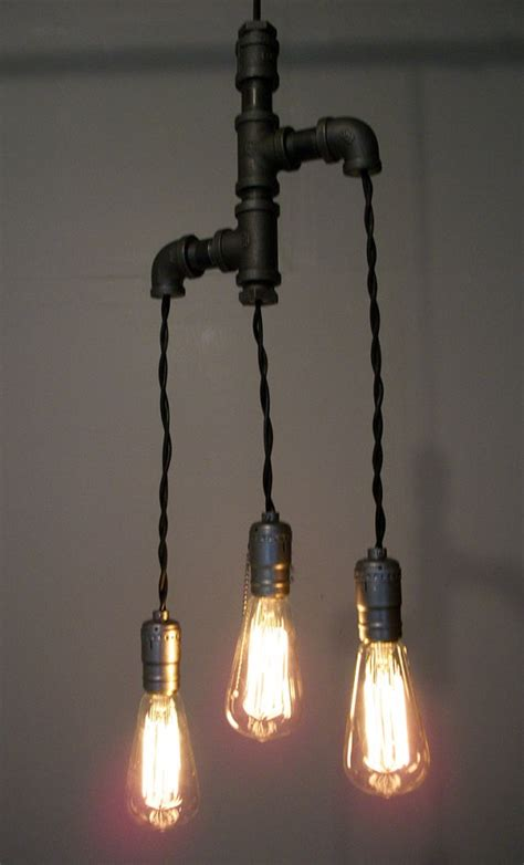 Pipe Chandelier Diy The Daily Scavenger Eastern Edition The O Jays Diy Chandelier And Pipes