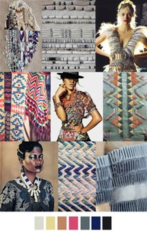 patterns or trends in data collected 1000 images about fall winter 2017 2018 trends color and