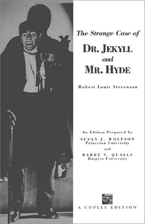 The Strange Case of Dr. Jekyll and Mr. Hyde by Robert