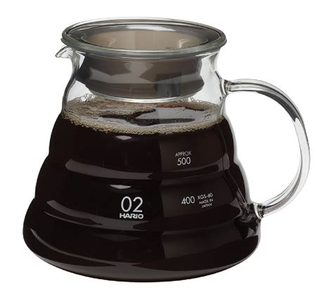 Hario V60 Glass Range Server Clear Dripper Espresso 800ml Xgs 80tb new hario v60 range server dripper glass coffee cup pour cone filter brewer ebay