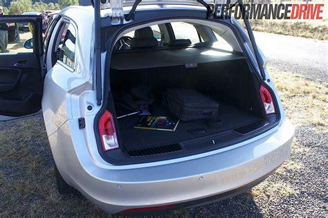 opel insignia wagon trunk opel insignia wagon trunk pixshark com images
