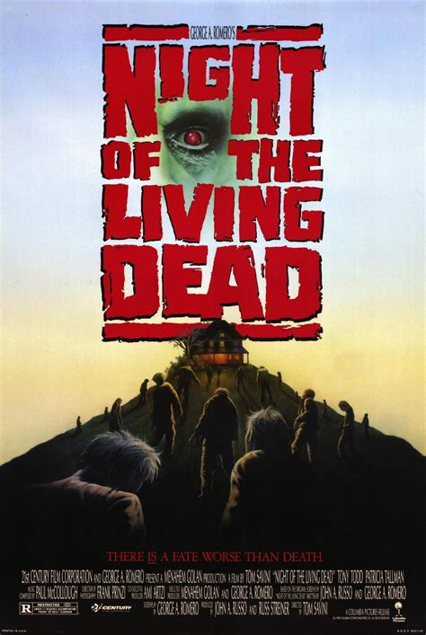 The Dead And The Living night of the living dead xlg