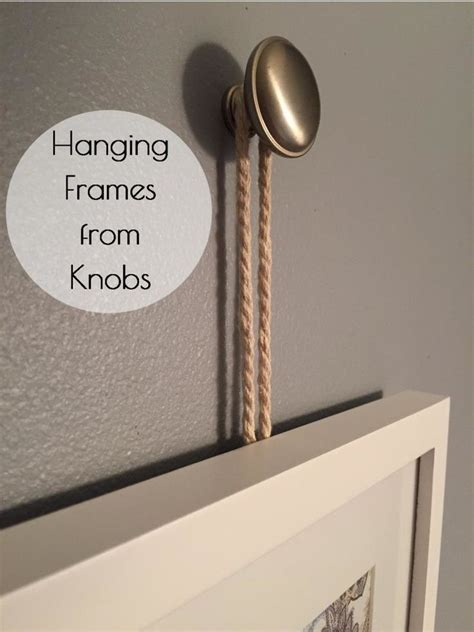 hang a picture 1000 ideas about hanging picture frames on