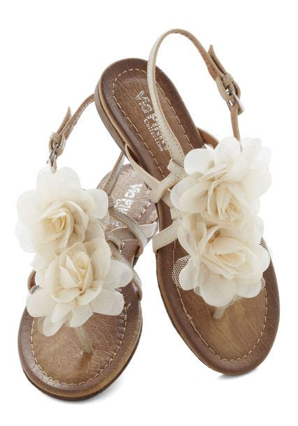 sandals with flowers shoes sandals flat sandals flowers wheretoget