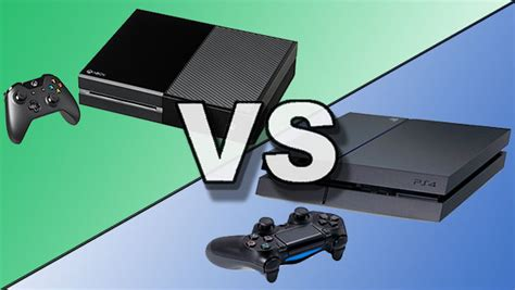 ps4 console vs xbox one ps4 vs xbox one which console is the best trusted reviews