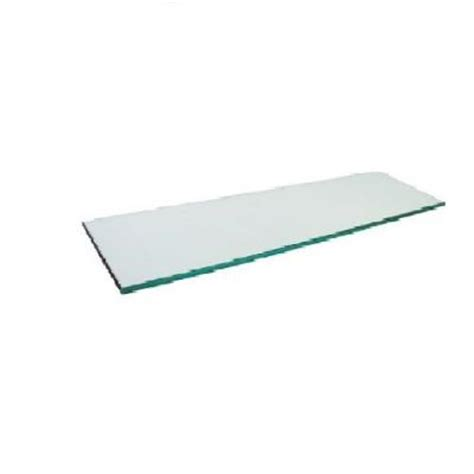 18 in x 24 in x 125 in clear glass 91824 the home depot