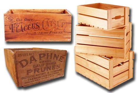 como decorar cajas de madera en vintage como pintar cajas estilo vintage