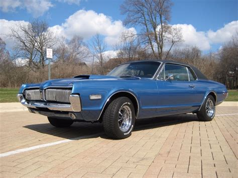 for sale 1968 mercury cougar for sale