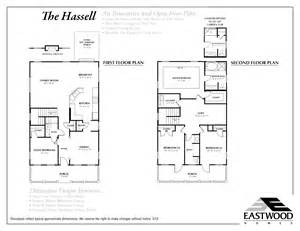 Floor Plans Without Garage by Hassell Detached Garage Eastwood Homes