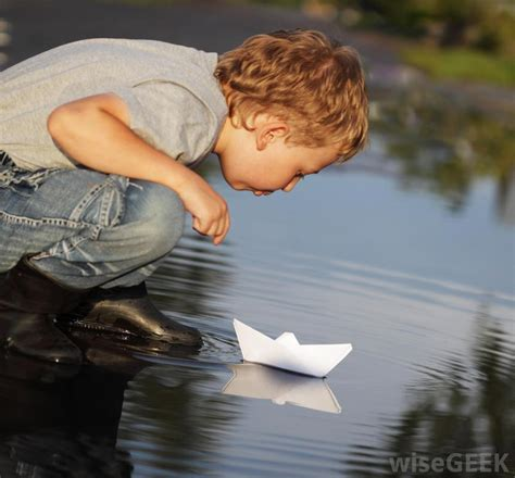 how to make a paper boat float longer what is wax paper with pictures