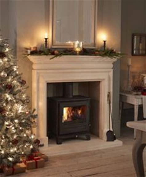 Wood Stove Inside Fireplace by 1000 Ideas About Stove Fireplace On Pellet