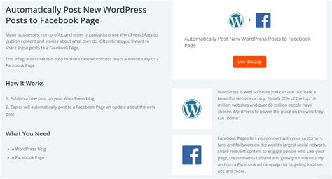 elegant themes facebook 10 wordpress tasks you can automate with zapier