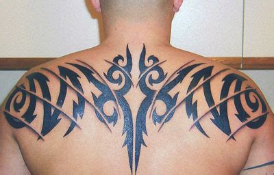 upper back tribal tattoos for men tribal tattoos and designs page 447