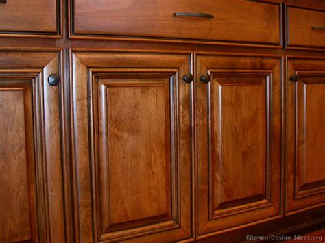 Wood Cabinets by Tuscan Kitchen Design Style Decor Ideas