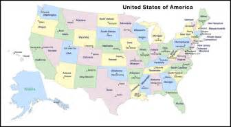 states map geography us maps with states