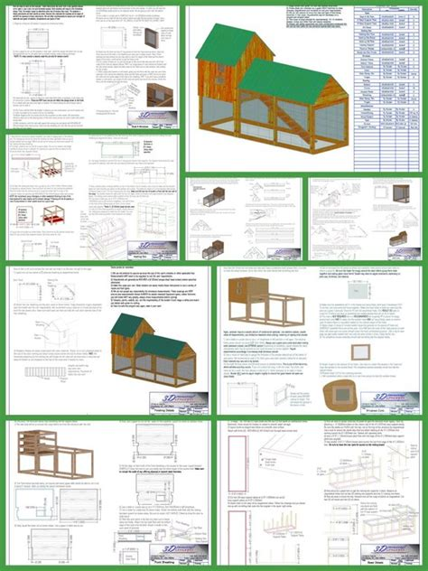 hen house plans free download wooden free backyard hen house plans pdf plans