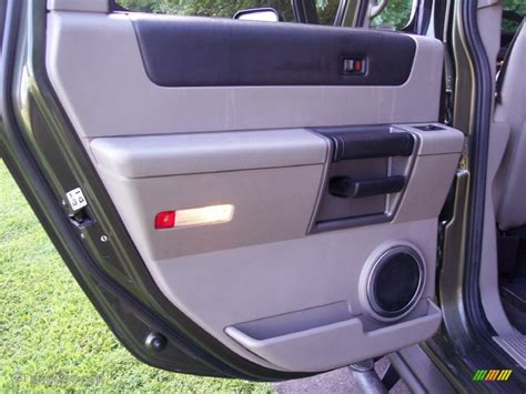 Hummer H2 Interior Door Panel 2004 Hummer H2 Suv Wheat Door Panel Photo 53059676 Gtcarlot