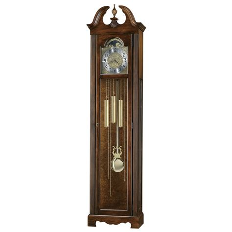 grandfather clock howard miller grandfather clock princeton 611138