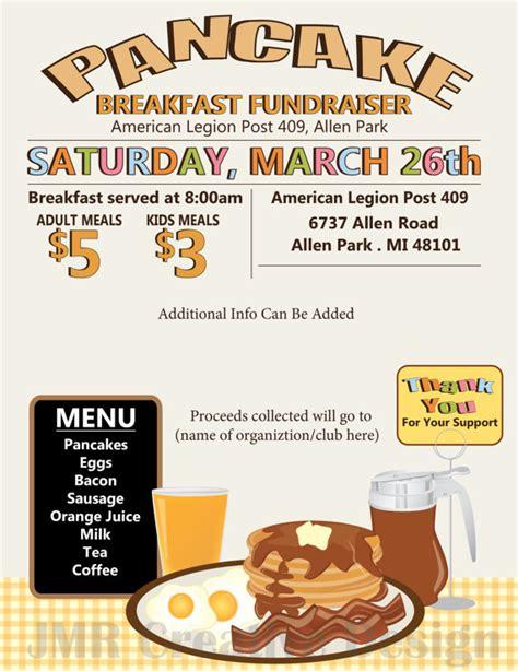 Pancake Breakfast Flyer Template Yourweek Cbe876eca25e Applebee S Fundraiser Flyer Template