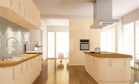 colour schemes in cream gloss kitchen google search full new range of kitchens kitchen restorations ne