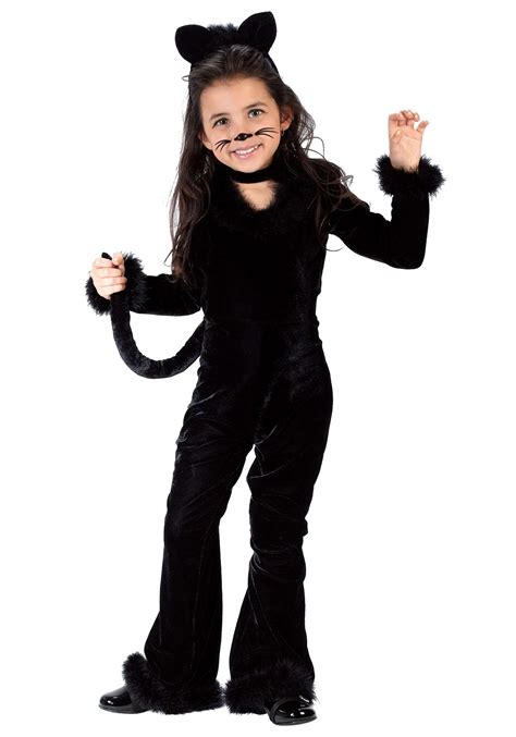 cat costume toddler playful costume