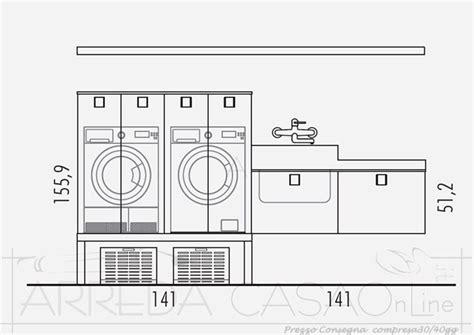 mobili bagno porta lavatrice mobile bagno lavanderia porta lavatrice asciugatrice wd05