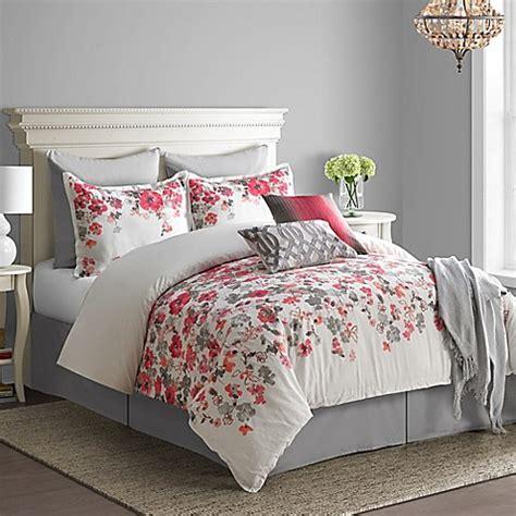 blossom comforter set bridge street blossom comforter set bed bath beyond