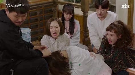 dramafire age youth 2017 episode age of youth 2 episode 11 187 dramabeans korean drama recaps